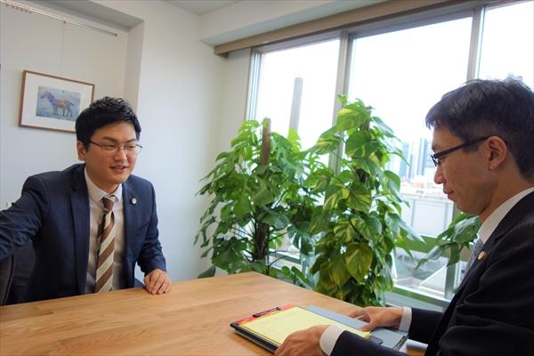 受任弁護士が直接、オーダーメイドで洗練された法的サービスを提供